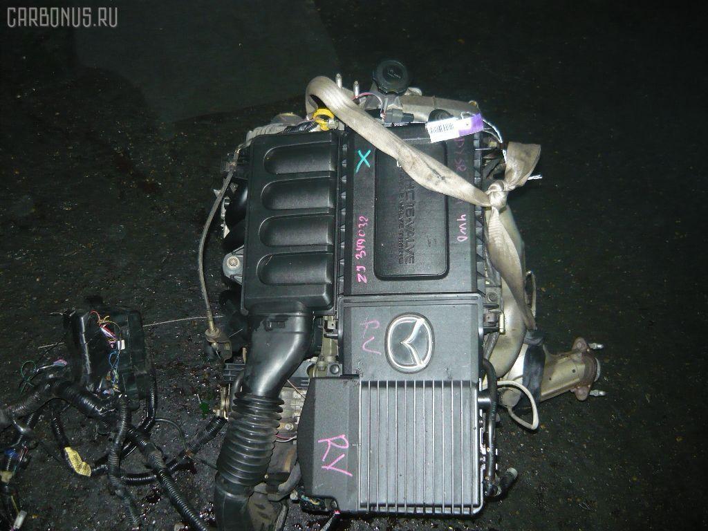 Двигатель MAZDA DEMIO DY3R ZJ-VE. Фото 5
