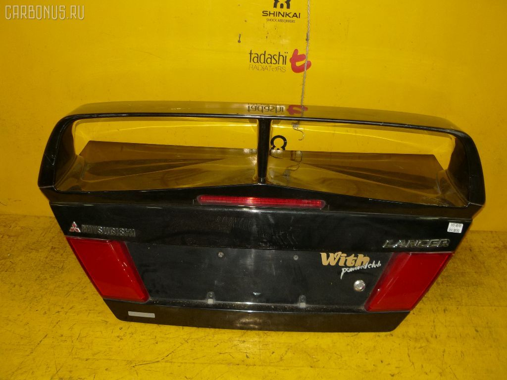 Крышка багажника MITSUBISHI LANCER CN9A. Фото 2