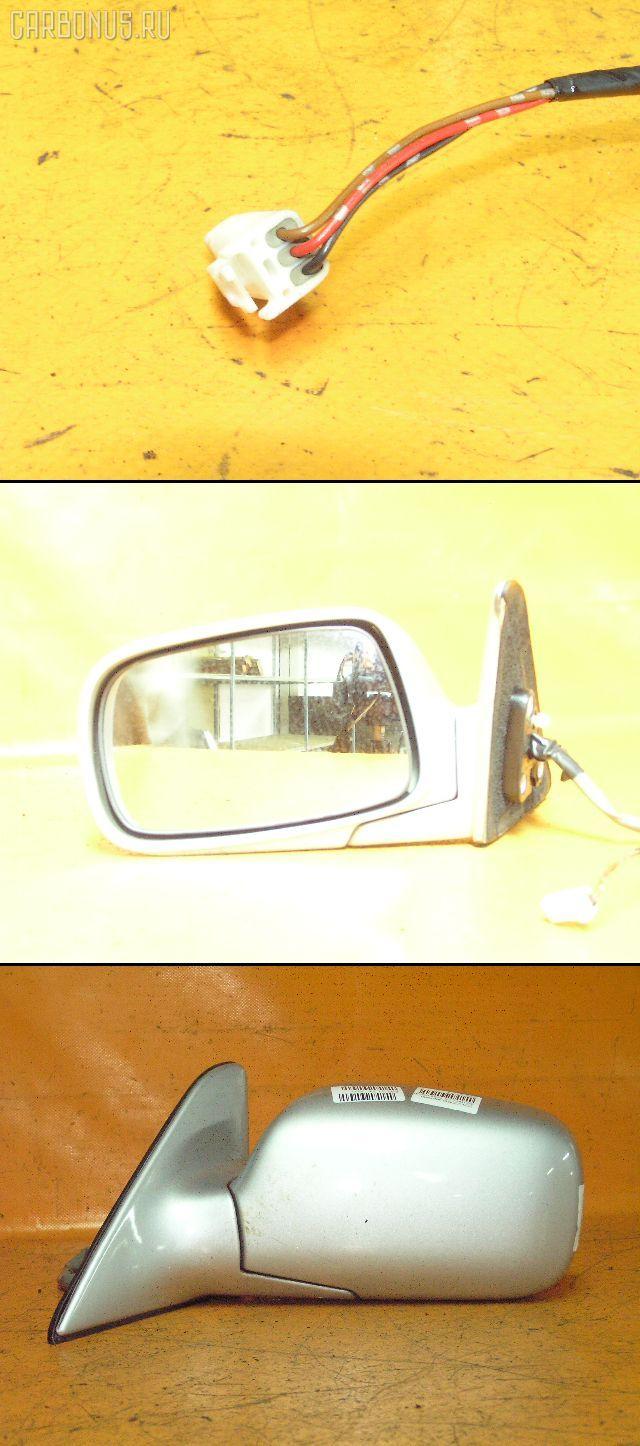 Зеркало двери боковой TOYOTA COROLLA AE100. Фото 7