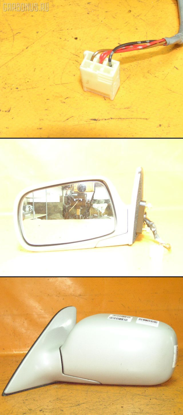 Зеркало двери боковой TOYOTA SPRINTER AE110. Фото 6
