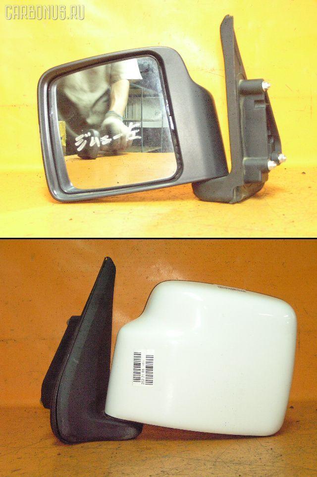 Зеркало двери боковой SUZUKI JIMNY JB23W. Фото 1