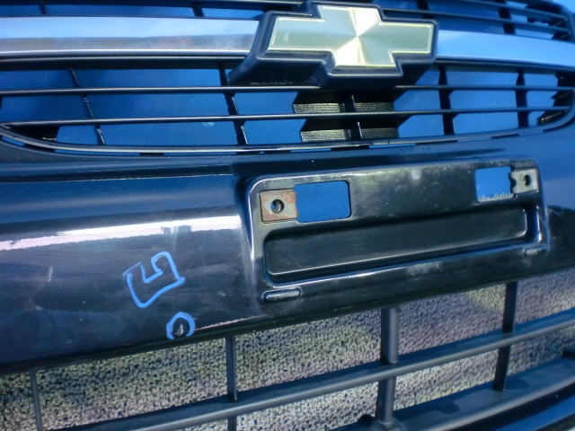 Бампер SUZUKI CHEVROLET CRUZE HR51S. Фото 7