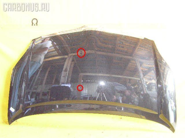 Капот TOYOTA COROLLA SPACIO NZE121N. Фото 10