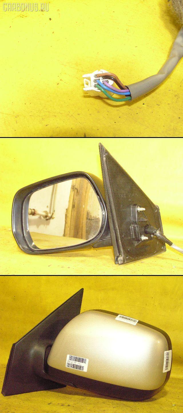 Зеркало двери боковой TOYOTA RAUM NCZ20. Фото 11