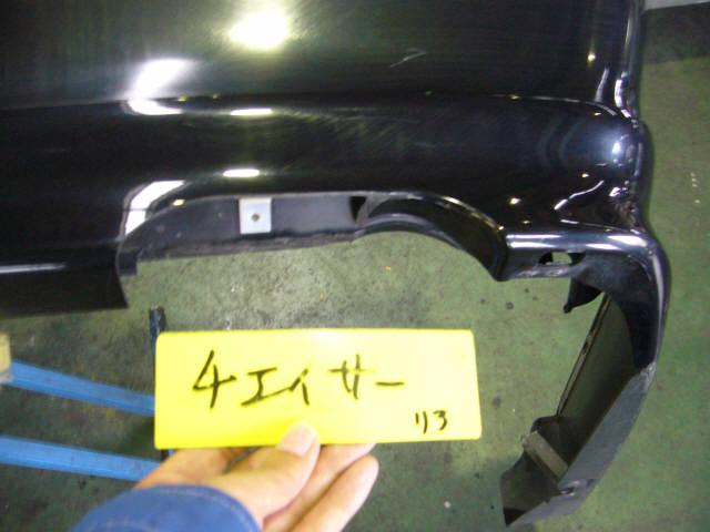 Бампер TOYOTA CHASER JZX100. Фото 5