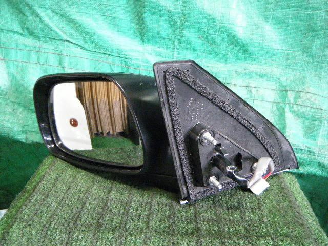 Зеркало двери боковой TOYOTA SUCCEED NCP51. Фото 2