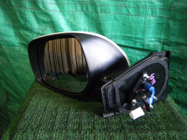 Зеркало двери боковой TOYOTA VITZ SCP90. Фото 6