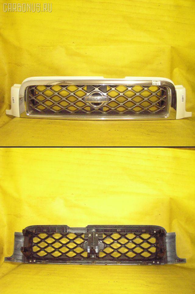 Решетка радиатора NISSAN TERRANO LR50. Фото 4