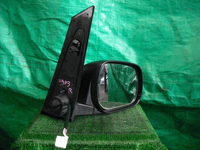 Зеркало двери боковой TOYOTA RACTIS NCP100. Фото 4