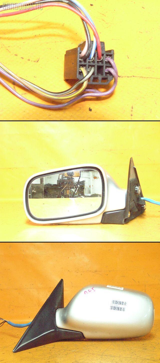 Зеркало двери боковой SUBARU LEGACY B4 BE5. Фото 8