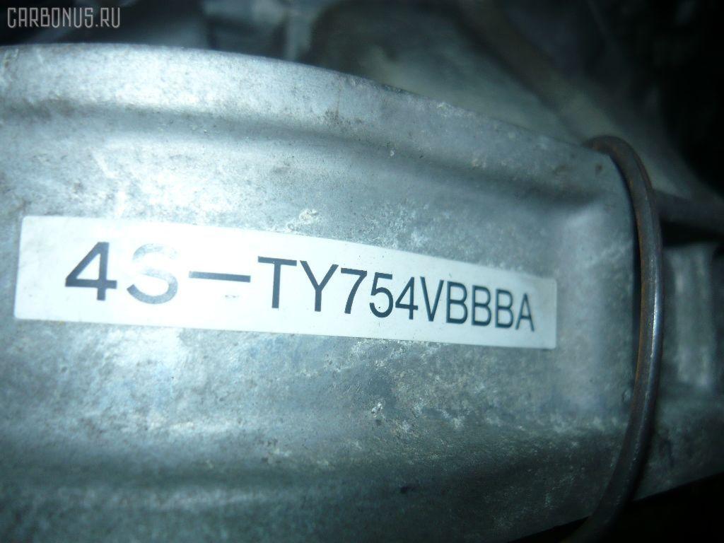 КПП механическая SUBARU LEGACY B4 BE5 EJ208-TT. Фото 1