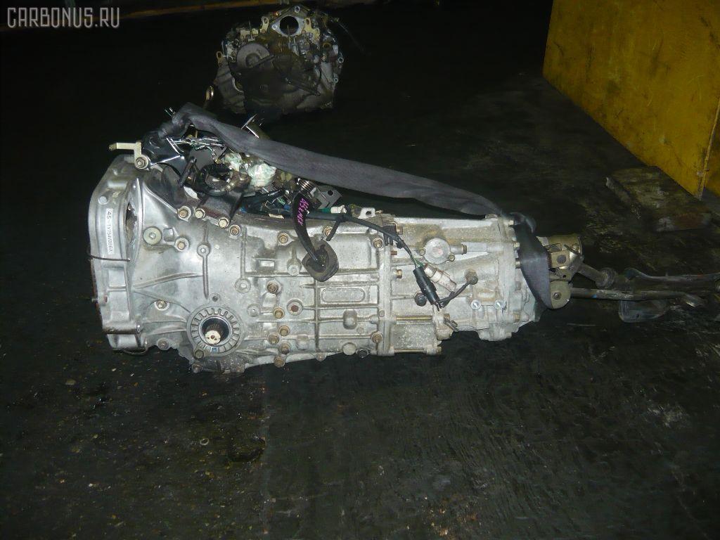 КПП механическая SUBARU LEGACY B4 BE5 EJ208-TT. Фото 3