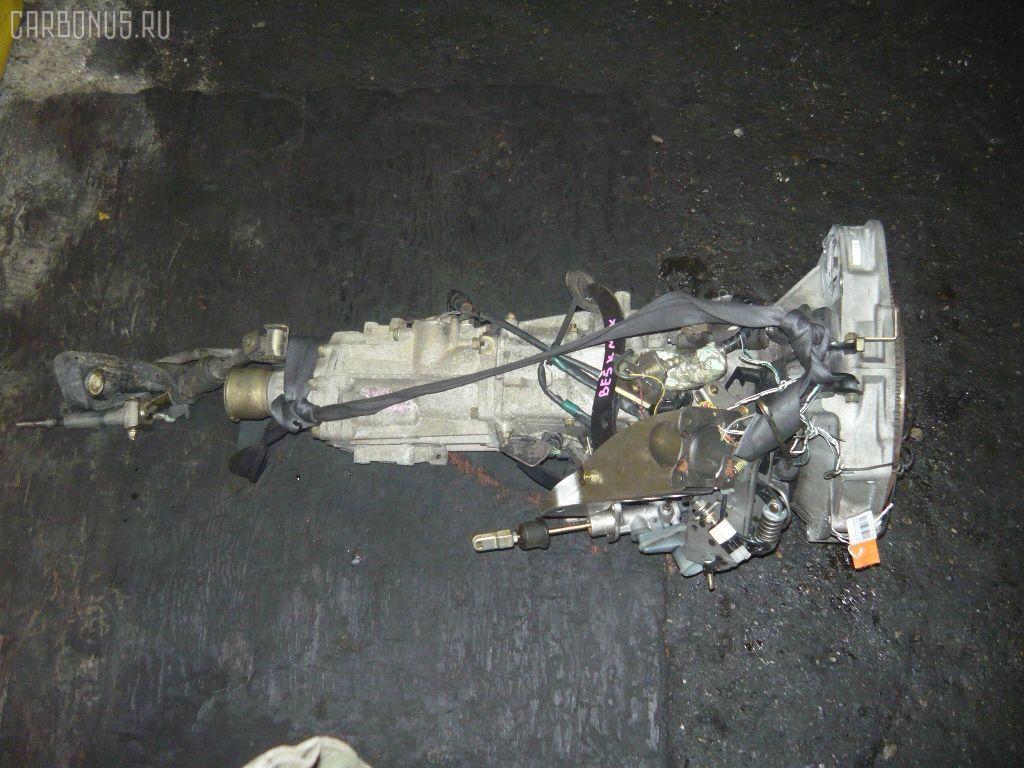 КПП механическая SUBARU LEGACY B4 BE5 EJ208-TT. Фото 5