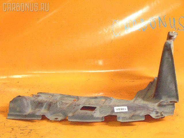 Защита двигателя TOYOTA IST NCP60 2NZ-FE. Фото 7