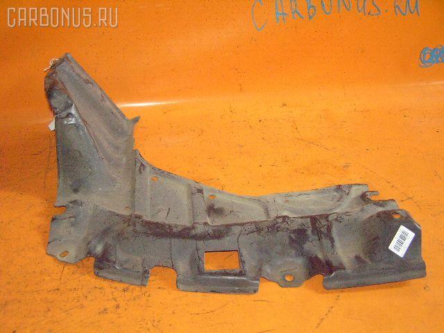 Защита двигателя TOYOTA PLATZ NCP12 1NZ-FE. Фото 4