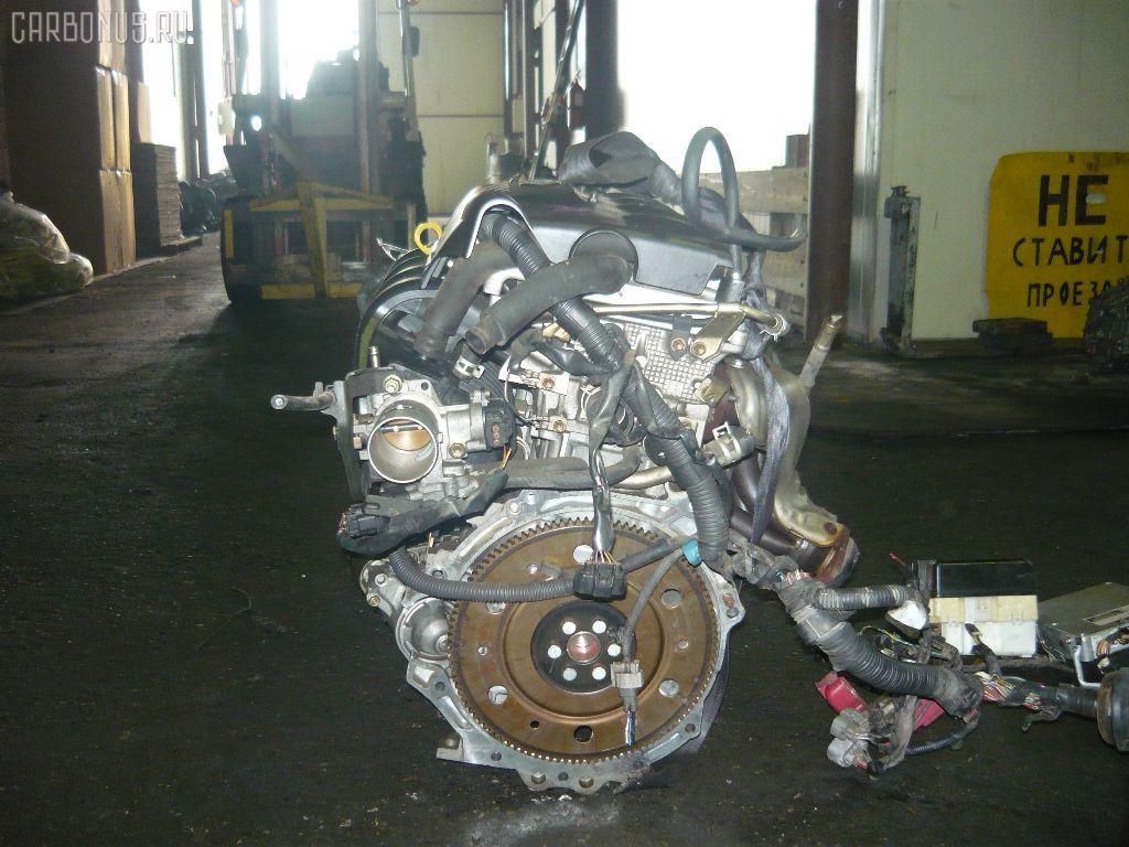 Двигатель TOYOTA FUNCARGO NCP21 1NZ-FE. Фото 5