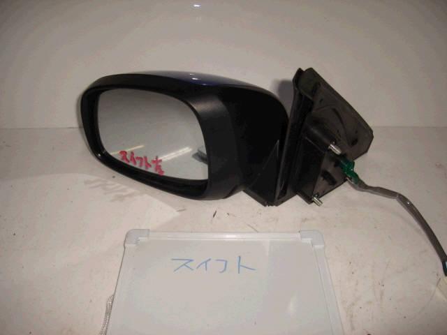 Зеркало двери боковой SUZUKI SWIFT ZC21S. Фото 5