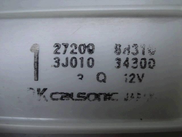 Мотор печки NISSAN X-TRAIL NT30. Фото 7