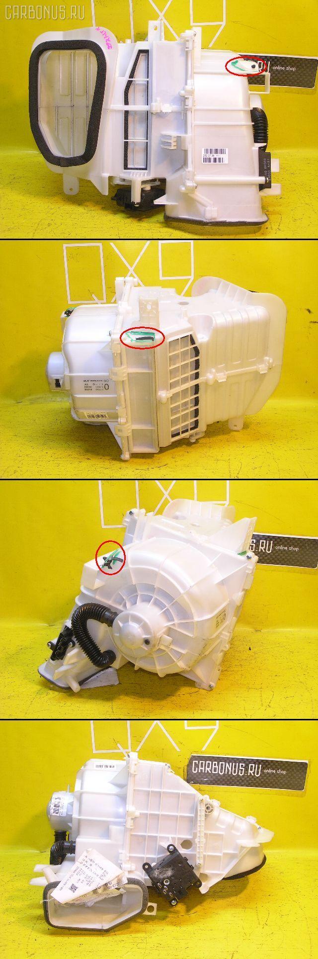 Мотор печки NISSAN X-TRAIL NT30. Фото 9