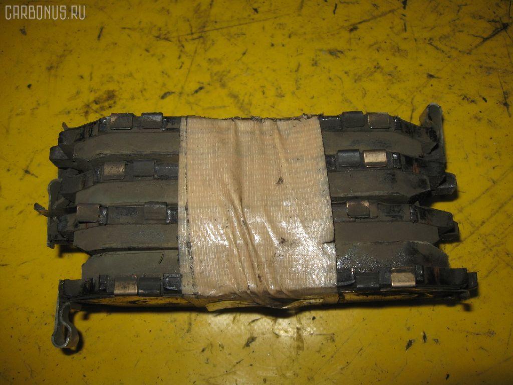 Тормозные колодки NISSAN FUGA PY50 VQ35DE. Фото 2