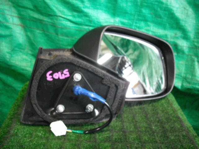 Зеркало двери боковой TOYOTA VITZ KSP90. Фото 6