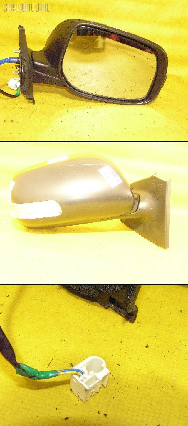 Зеркало двери боковой TOYOTA VITZ KSP90. Фото 5