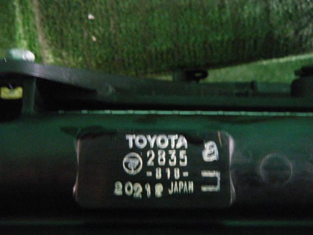 Радиатор ДВС TOYOTA WISH ANE10G 1AZ-FSE. Фото 3