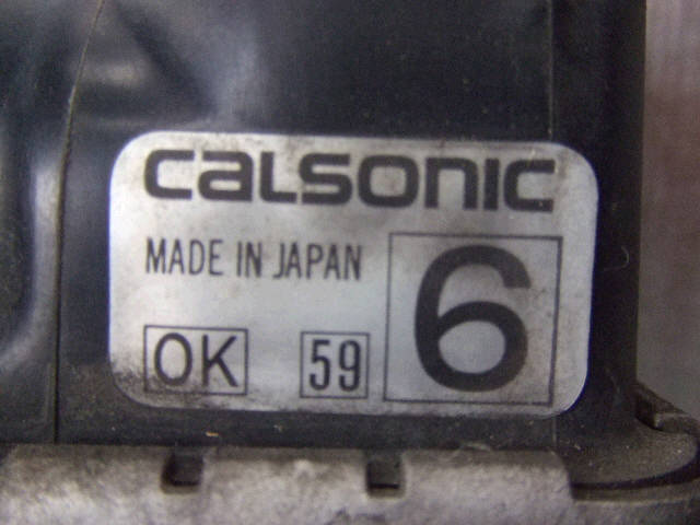Радиатор ДВС NISSAN MARCH HK11 CG13DE. Фото 4