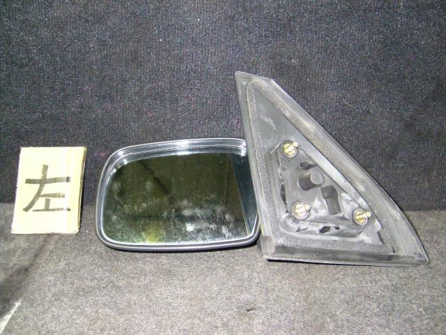 Зеркало двери боковой TOYOTA SUCCEED NCP51V. Фото 8