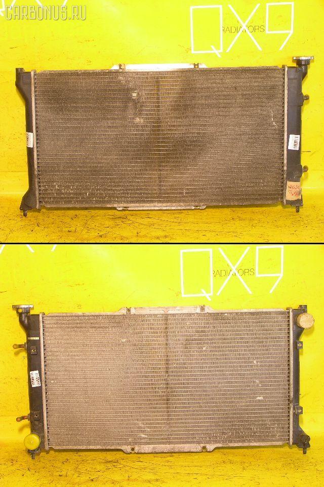 Радиатор ДВС SUBARU LEGACY WAGON BG5 EJ20. Фото 4