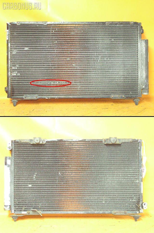 Радиатор кондиционера TOYOTA CALDINA ST210G 3S-FE. Фото 3
