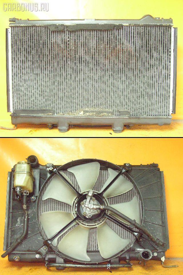 Радиатор ДВС TOYOTA CELSIOR UCF21 1UZ-FE. Фото 3