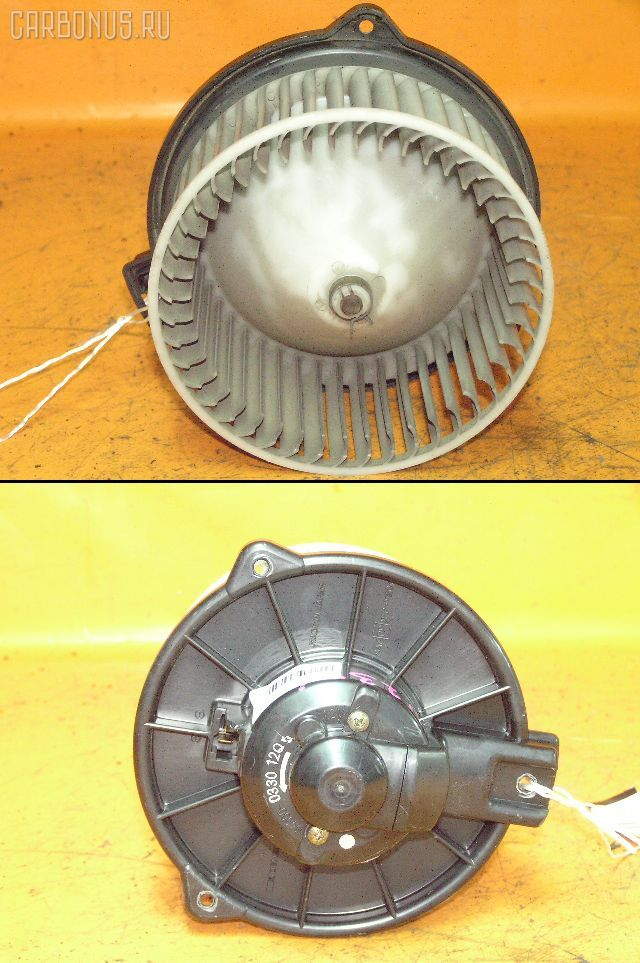 Мотор печки MITSUBISHI PAJERO V45W. Фото 1