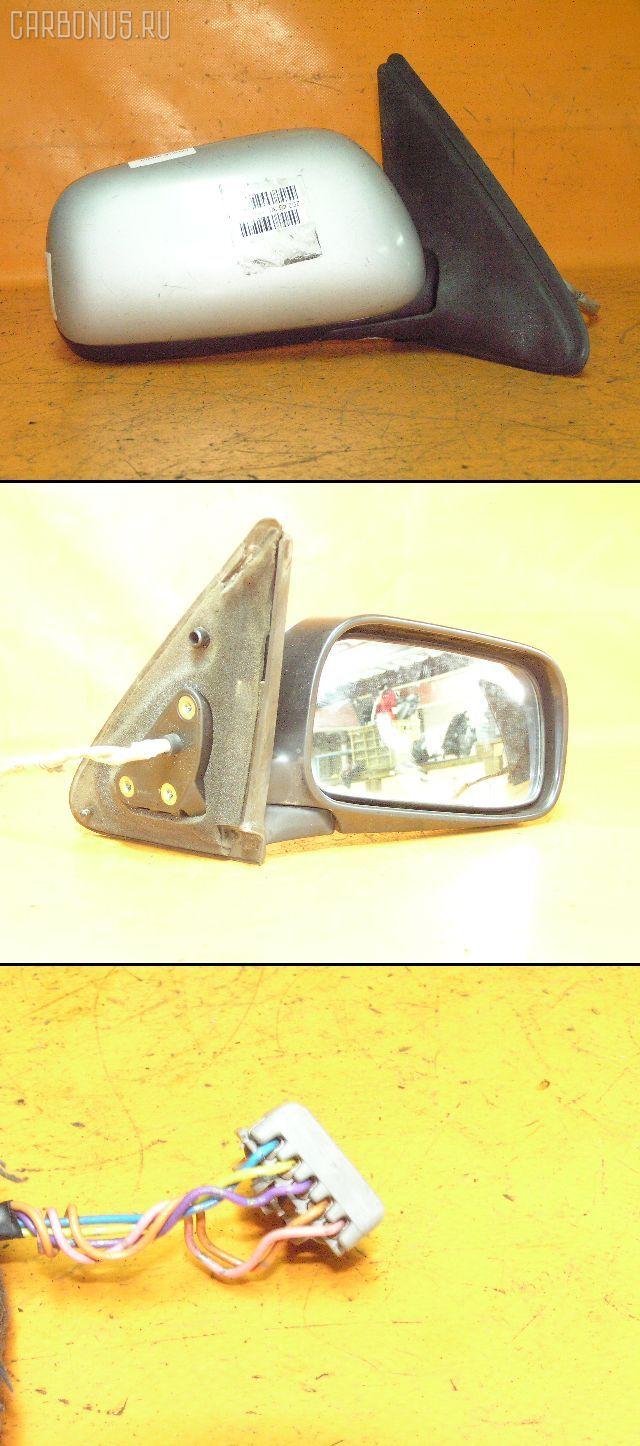 Зеркало двери боковой NISSAN BLUEBIRD QU14. Фото 4