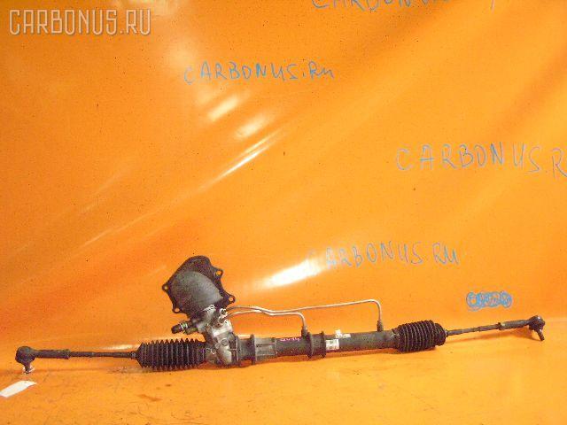 Рулевая рейка NISSAN BLUEBIRD QU14 QG18DE. Фото 1