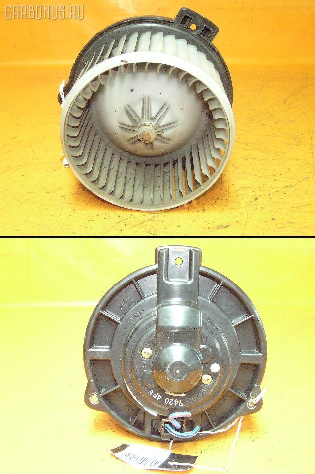 Мотор печки TOYOTA PROBOX NCP50V. Фото 1