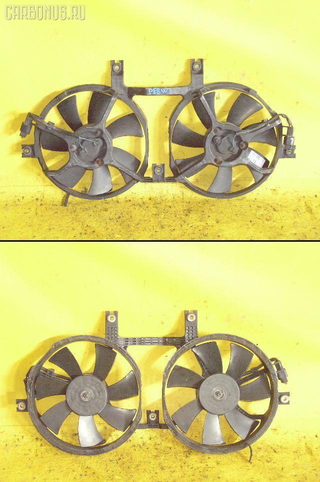 Вентилятор радиатора кондиционера MITSUBISHI DELICA SPACE GEAR PE8W 4M40-T