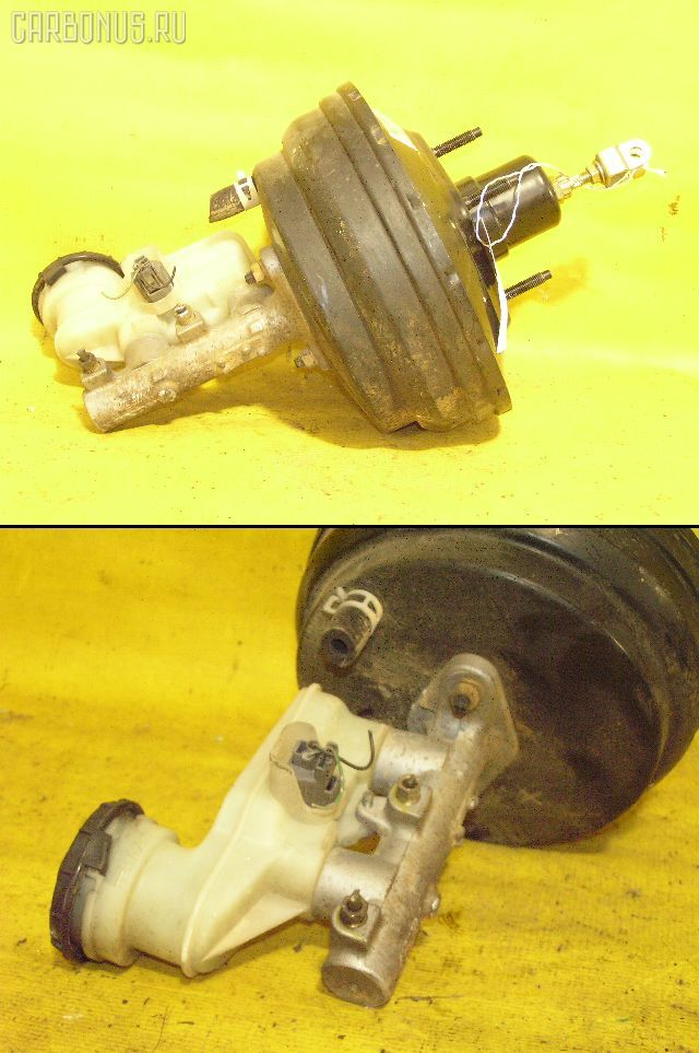 Главный тормозной цилиндр Honda Mobilio spike GK2 L15A Фото 1