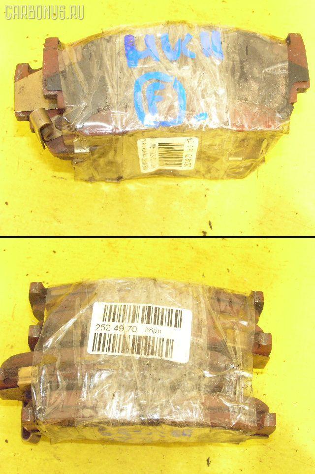 Тормозные колодки NISSAN MARCH HK11 CG13DE. Фото 1