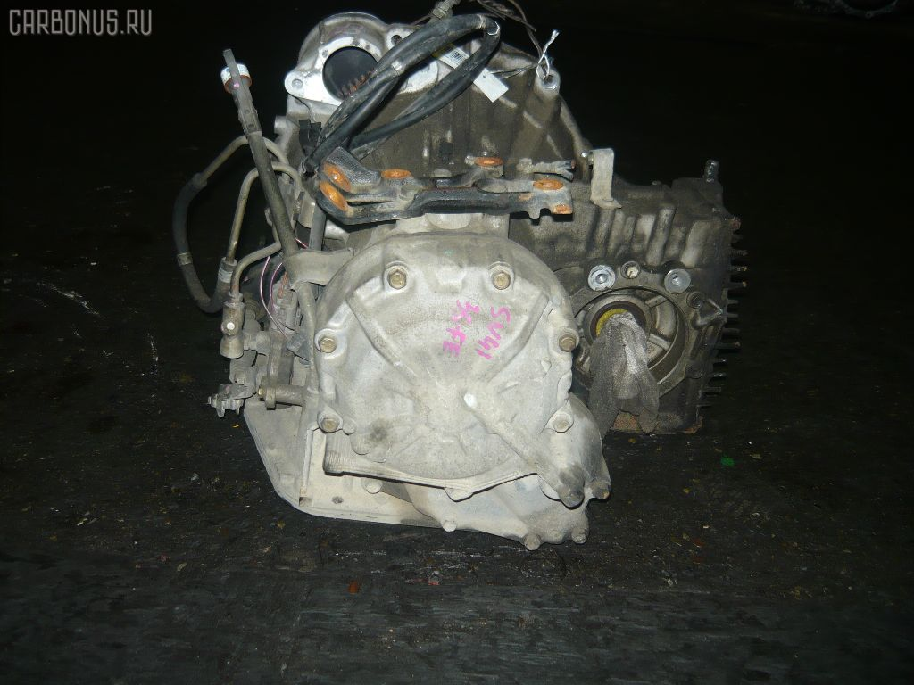 КПП автоматическая TOYOTA VISTA SV41 3S-FE. Фото 3