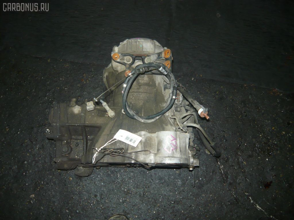 КПП автоматическая TOYOTA VISTA SV41 3S-FE. Фото 5