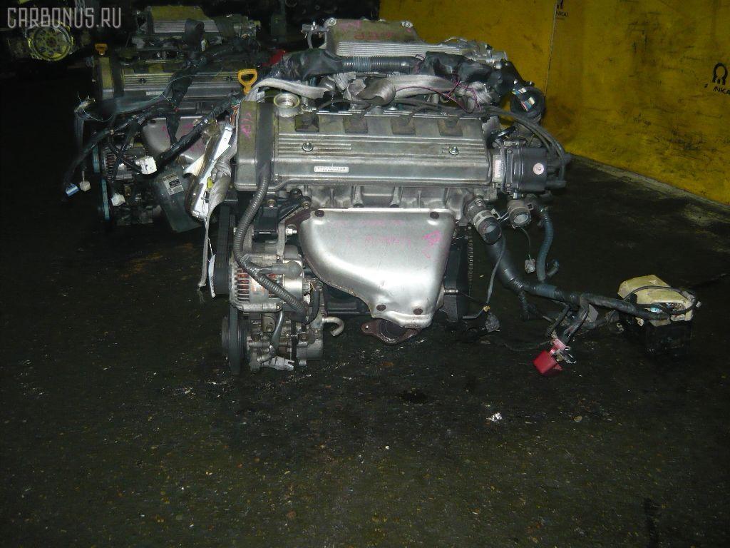 Двигатель TOYOTA COROLLA SPACIO AE111N 4A-FE. Фото 6