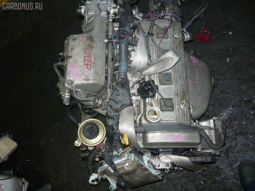 Двигатель TOYOTA COROLLA SPACIO AE111N 4A-FE. Фото 10
