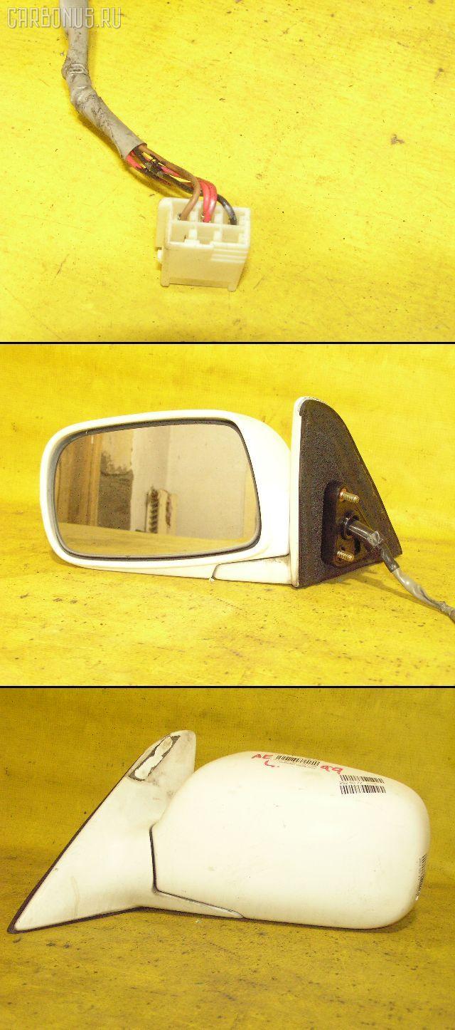 Зеркало двери боковой TOYOTA SPRINTER CARIB AE111G. Фото 2