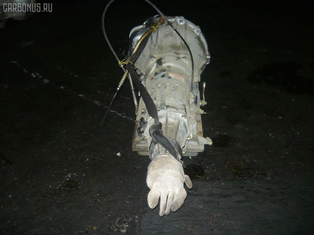 КПП автоматическая TOYOTA CHASER GX100 1G-FE. Фото 4