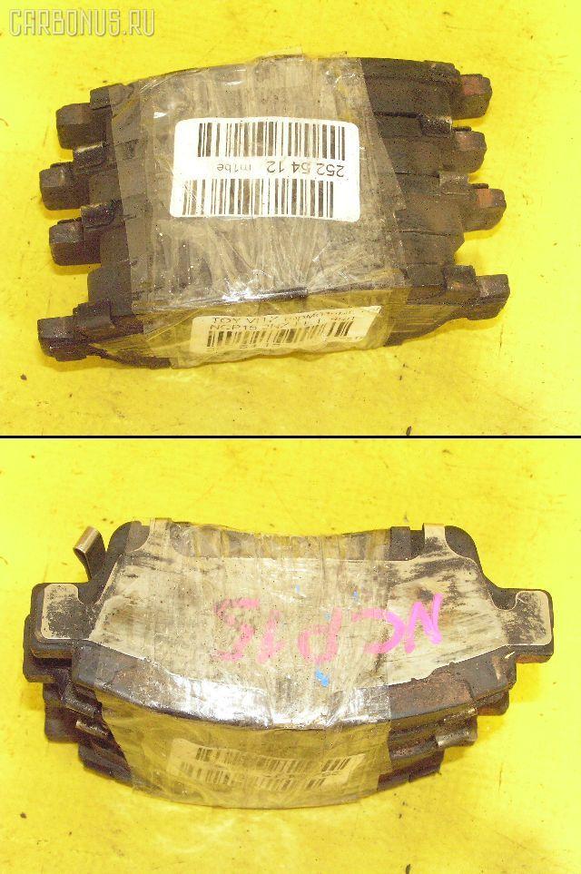Тормозные колодки TOYOTA PROBOX NCP50V. Фото 5