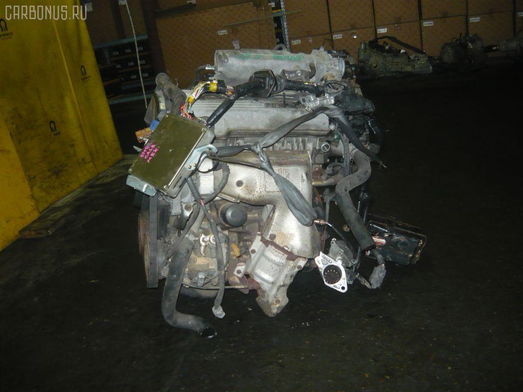Двигатель TOYOTA CALDINA ST195G 3S-FE. Фото 2