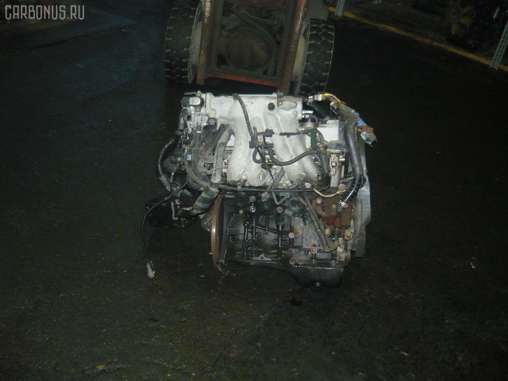 Двигатель TOYOTA CALDINA ST195G 3S-FE. Фото 3