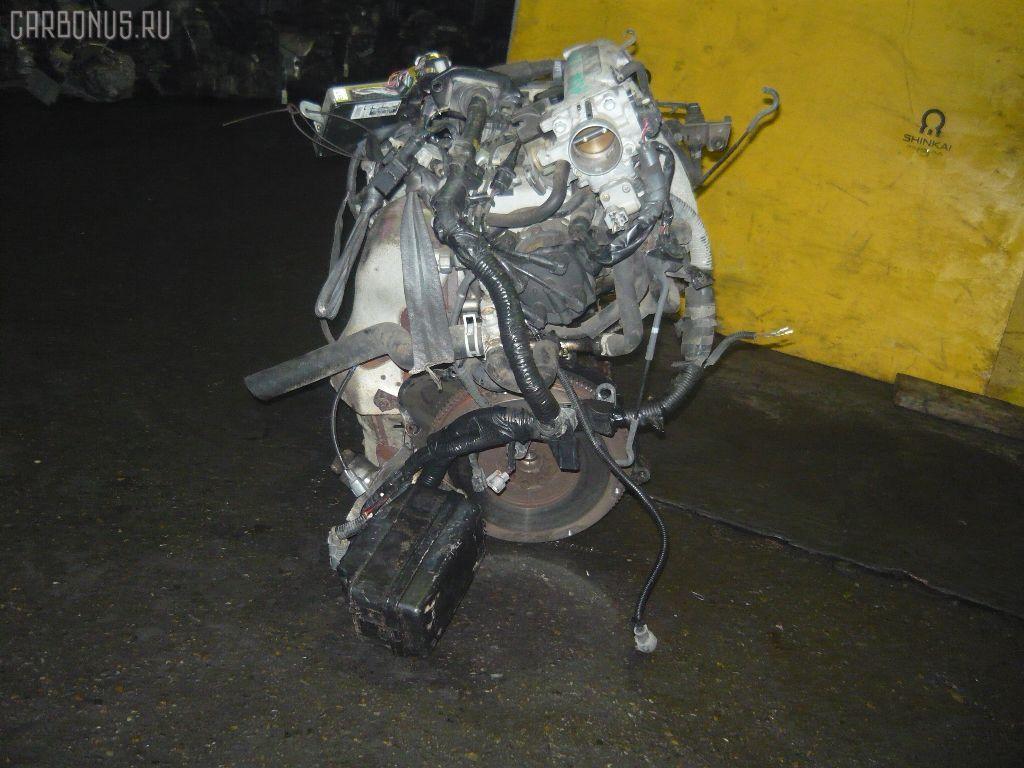 Двигатель TOYOTA CALDINA ST195G 3S-FE. Фото 4