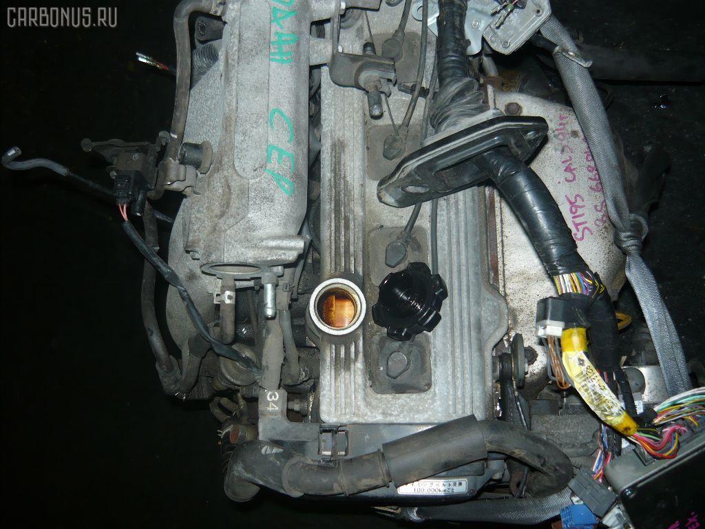 Двигатель TOYOTA CALDINA ST195G 3S-FE. Фото 5